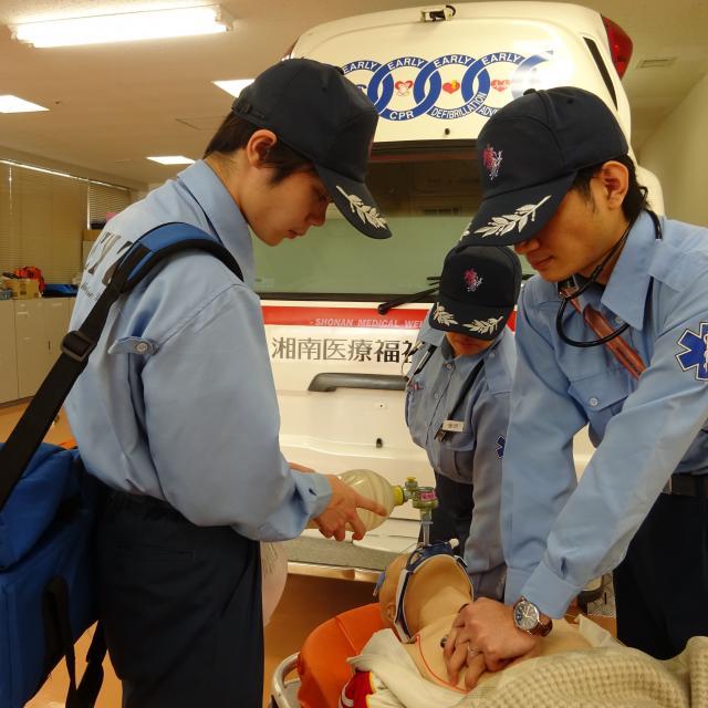 湘南医療福祉専門学校 救急救命科 特別オープンキャンパス開催!4