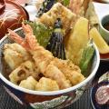 東京調理製菓専門学校 天丼