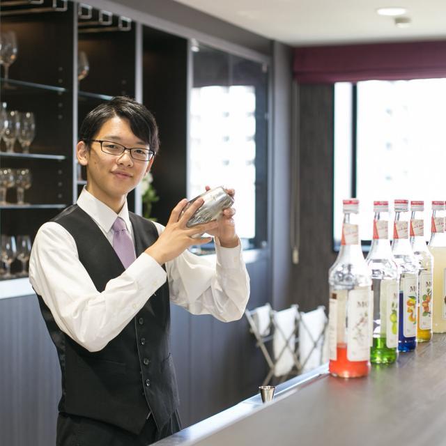 大阪ウェディング&ホテル・観光専門学校 ホテルスタッフなりきりフェスタ!2
