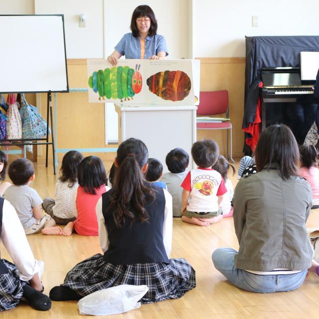 埼玉東萌短期大学 保育園に行こう!1