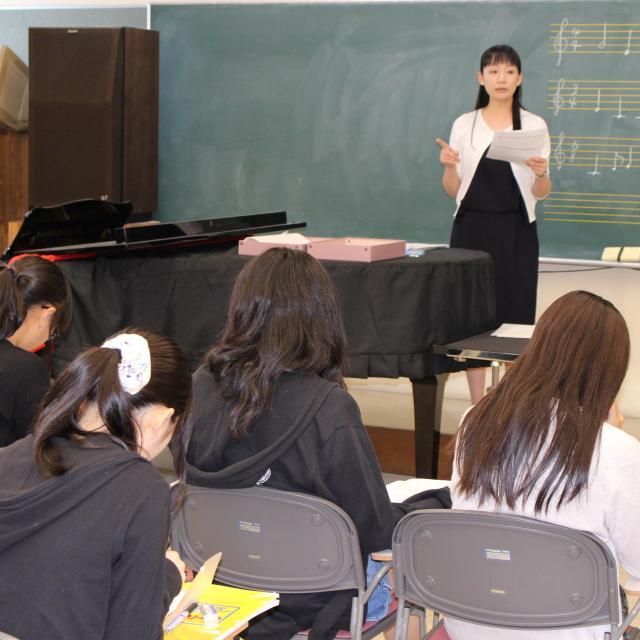 足利短期大学 1日授業体験!AJCエクスペリエンス1