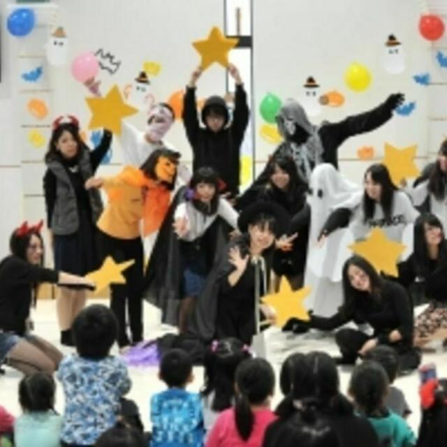 大阪健康ほいく専門学校 年1回限りのイベント~子どもと遊べるハロウィンパーティー~1