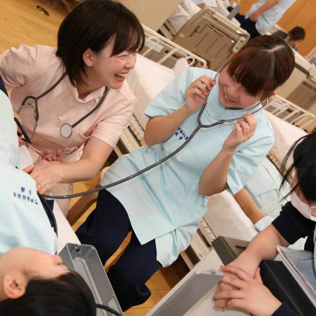 町田福祉保育専門学校 【介護福祉学科】オープンキャンパス20201