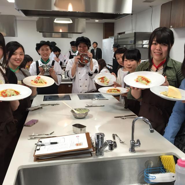 札幌スイーツ&カフェ専門学校 無料送迎バス付きオープンキャンパス♪3