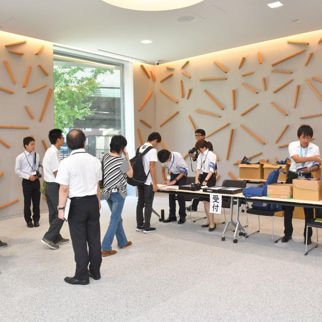 東京交通短期大学 2019年度 オープンキャンパス3