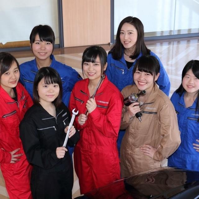 専門学校 つくば自動車大学校 tact オープンキャンパス2018【スペシャルDAY】2