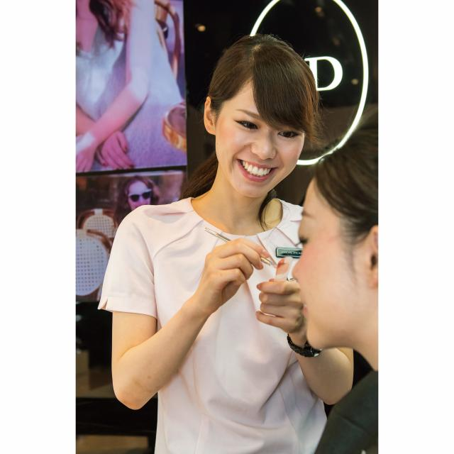 東京ビューティーアート専門学校 美容体験で業界を知ろう♪オープンキャンパス2