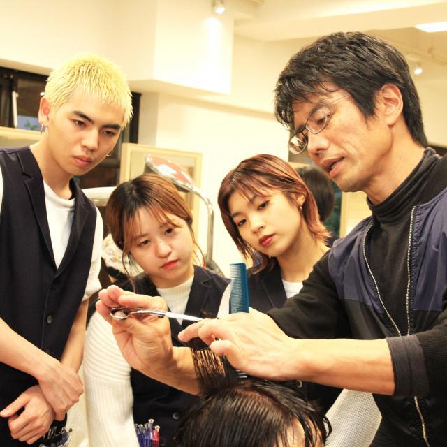 日本美容専門学校 夜間部オリエンテーション2