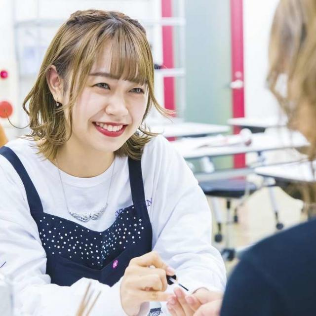 ベルエポック美容専門学校 原宿・美容・ファッションが好きなあなたにおすすめ!1
