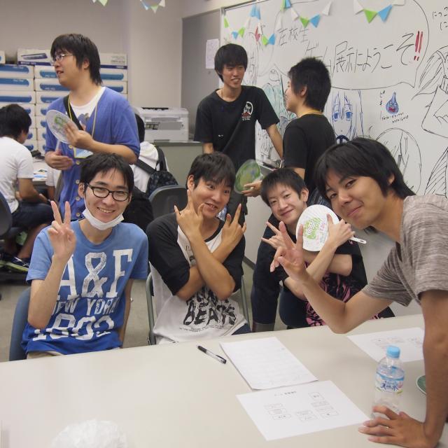 アルスコンピュータ専門学校 在校生トーク見学会3