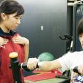 大阪ビジネスカレッジ専門学校 現役インストラクターによるリラクゼーション体験