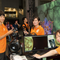 東京コミュニケーションアート専門学校 ゲームプログラマーのお仕事体験