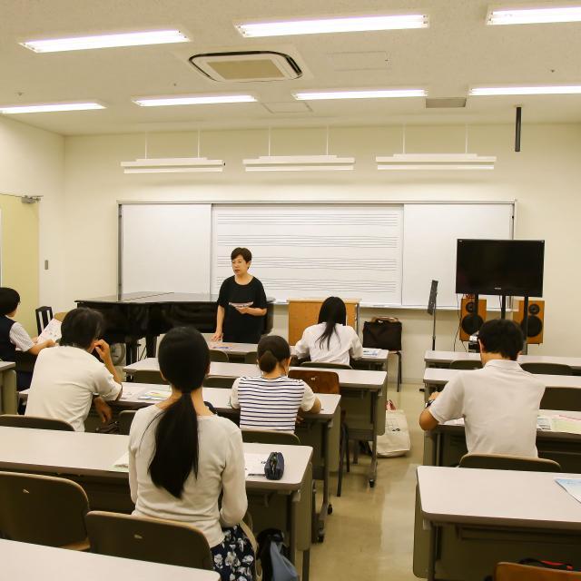 上野学園大学短期大学部 2018オープンキャンパス ~音大体験~4
