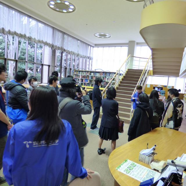 筑波学院大学 ☆☆☆ オープンキャンパス2018 ☆☆☆4