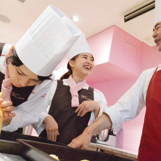 国際テクニカル調理製菓専門学校 オープンキャンパス3