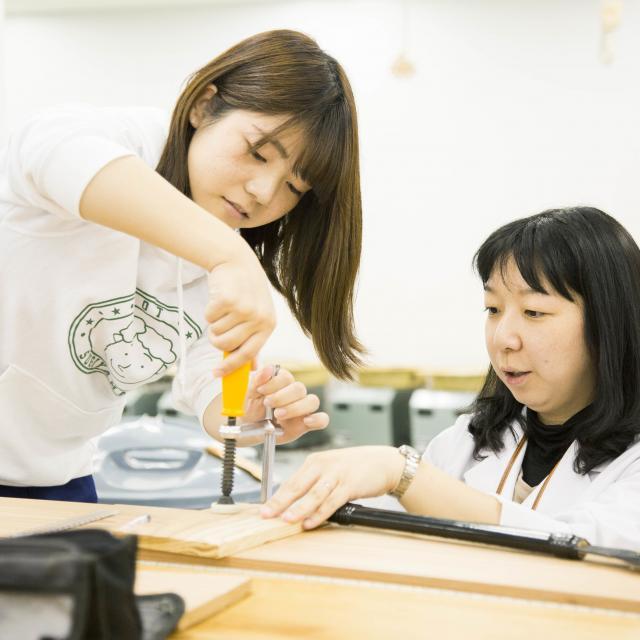 横浜リハビリテーション専門学校 夏休み横リハ体験授業3