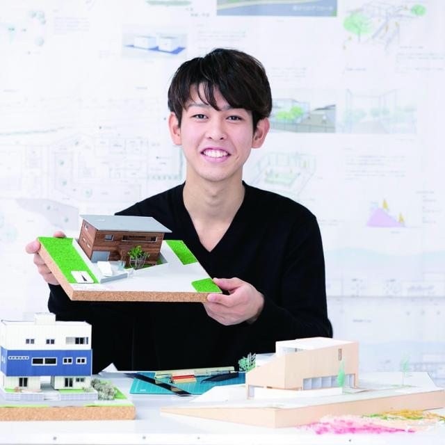 中央工学校 2019体験入学☆建築模型や建築CAD/BIMを体験しよう!3