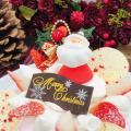 広島製菓専門学校 【洋菓子コース】クリスマスケーキ講習会