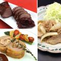 東京調理製菓専門学校 和洋中 豚肉料理対決