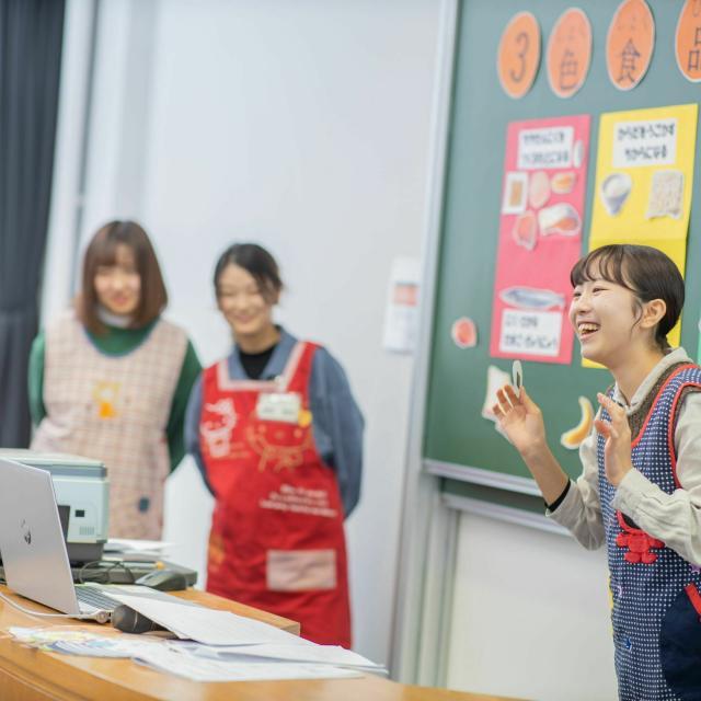 女子栄養大学短期大学部 【来場型】オープンキャンパス2