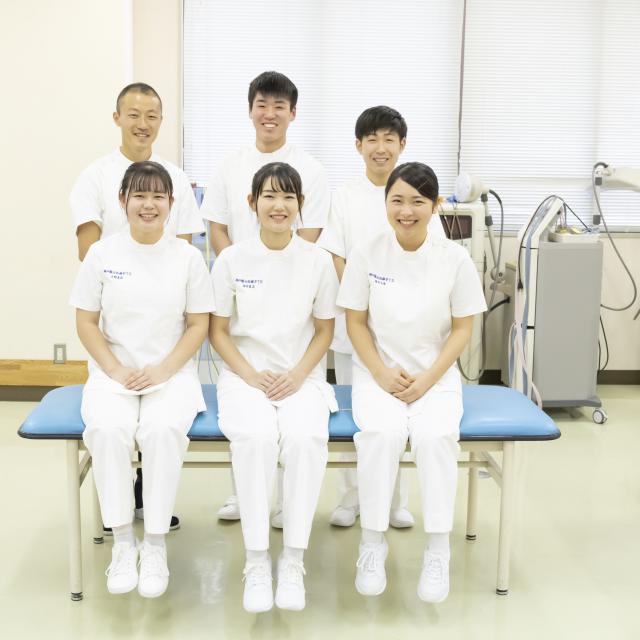 神戸総合医療専門学校 センパイと一緒に、医療の仕事を体験してみよう!3