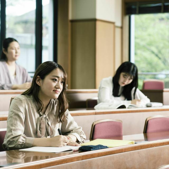 広島女学院大学 【進学相談会】@広島産業会館2