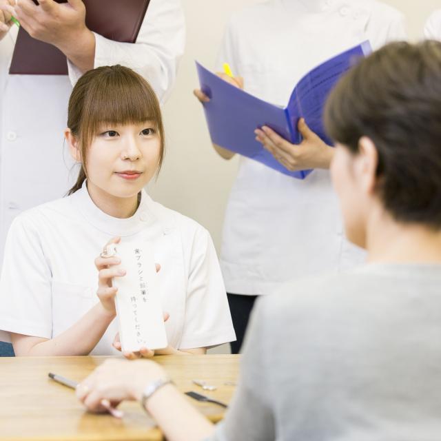日本福祉教育専門学校 言語聴覚士の仕事と働き方 ~総合病院編~2