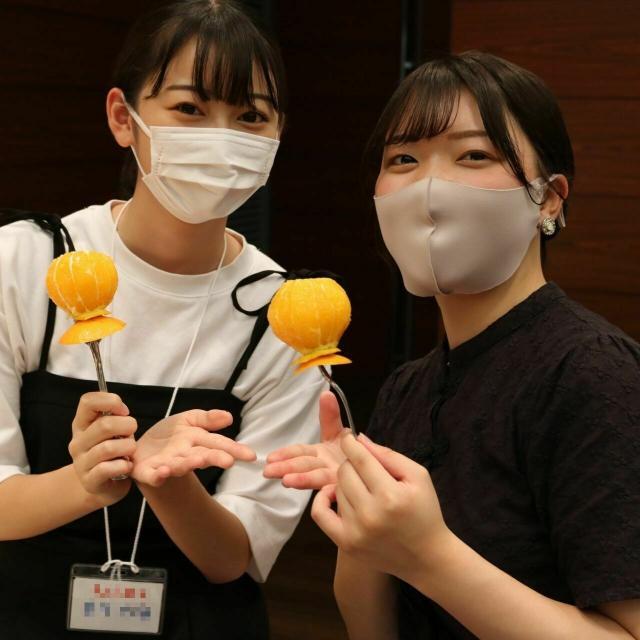 日本ホテルスクール 【2コマ選べる体験授業!】オープンキャンパス(体験型)3