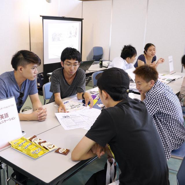 大手前大学 2019年オープンキャンパス【いたみ稲野キャンパス】4
