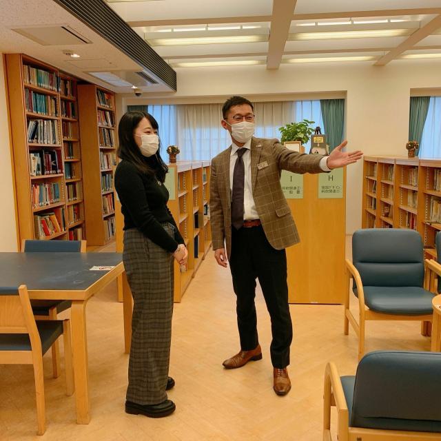 日本ホテルスクール 【学校を知る!&在校生と交流する♪】学校説明会(説明型)4