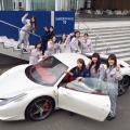専門学校 花壇自動車大学校 クルマ好き女子のための女子見学会2018