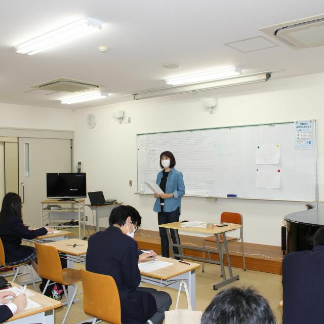 身延山大学 オープンキャンパス特別開催20212