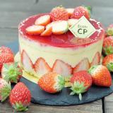 【製菓】 苺たっぷり真っ赤なフレジエの詳細