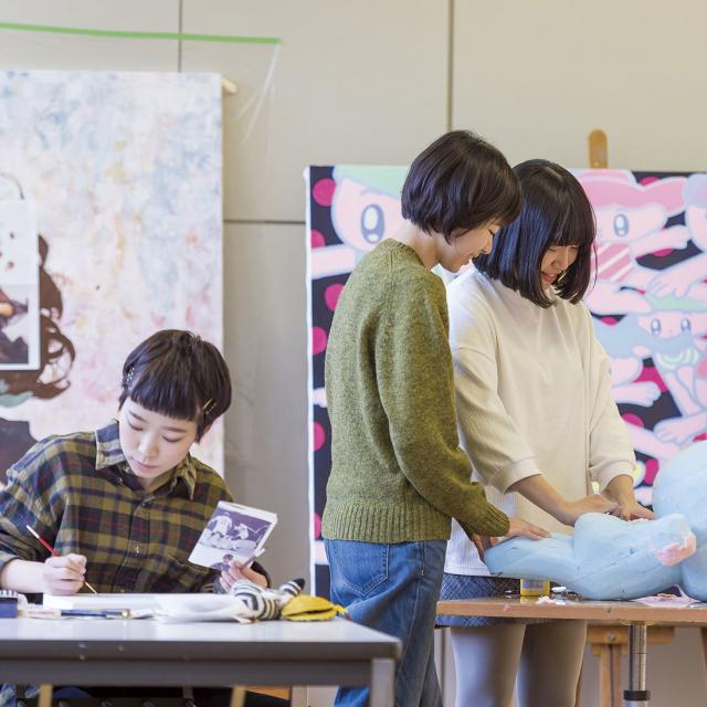 桐生大学短期大学部 【2・3年生おすすめ】オープンキャンパス 栄養&アート2