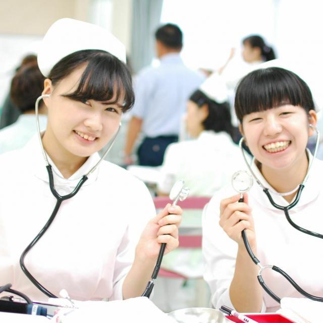 阪奈中央看護専門学校 オープンキャンパス1
