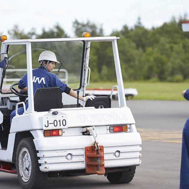 日本航空専門学校 2019年オープンキャンパス☆「興味ある」→「未来ある」へ!2