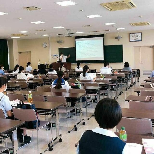 尚絅大学短期大学部 オープンキャンパス20211