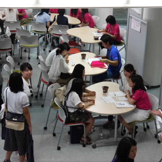岡崎女子大学 岡崎女子大学 オープンキャンパス20183