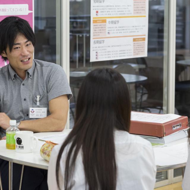 入試相談会(10-11月)