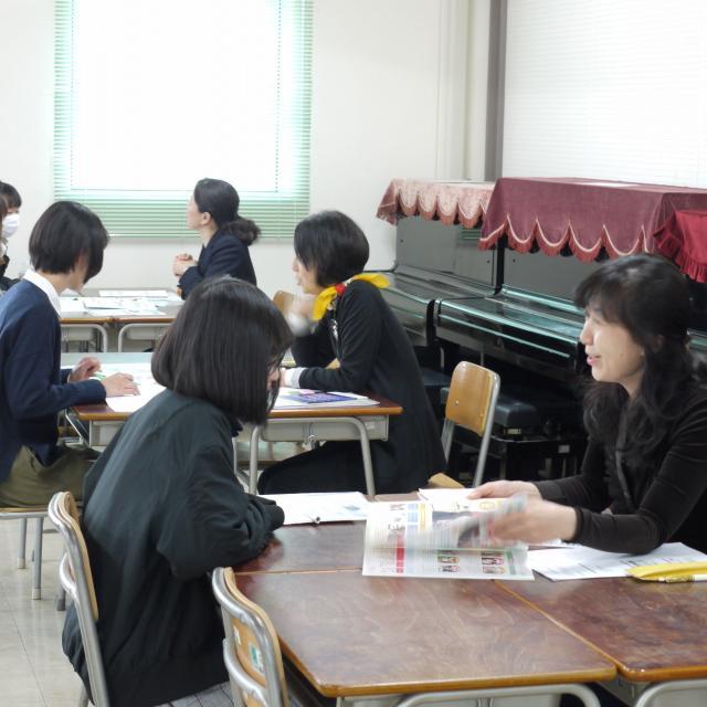 東京保育専門学校 【来校型/個別形式でじっくり相談!】進学相談会1