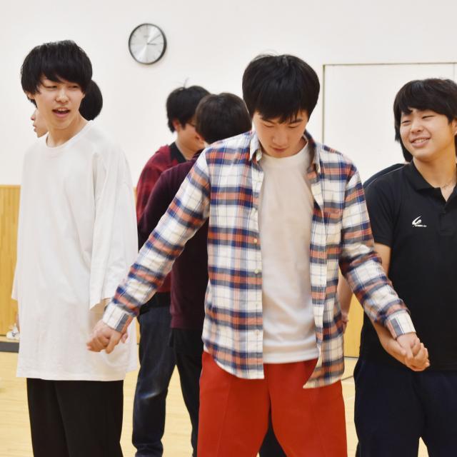 横浜保育福祉専門学校 体験入学 子どもと楽しめるキッズレク♪2