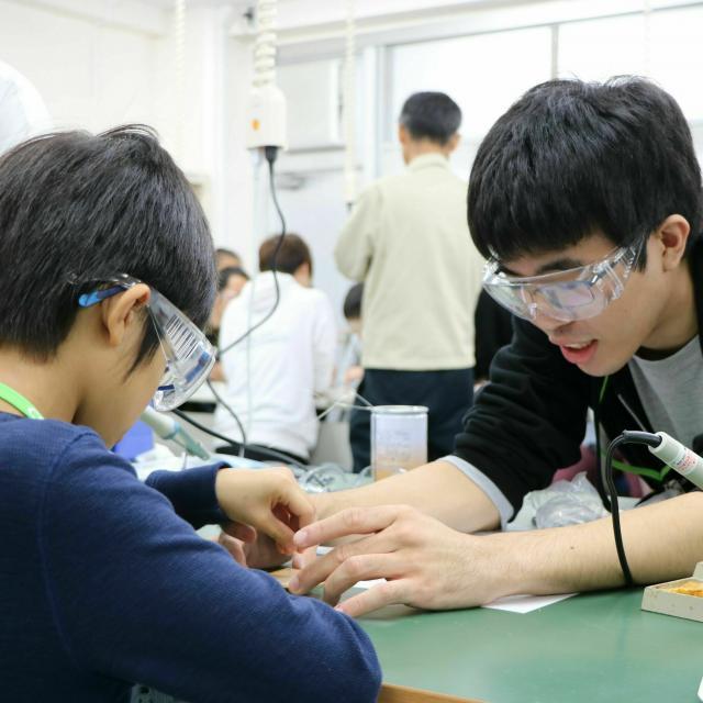 日本大学短期大学部 ものづくり&サイエンス・スクール短大オープンカレッジ20201