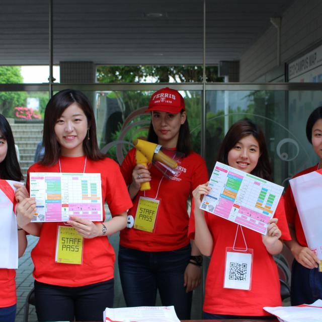 フェリス女学院大学 夏のオープンキャンパス11