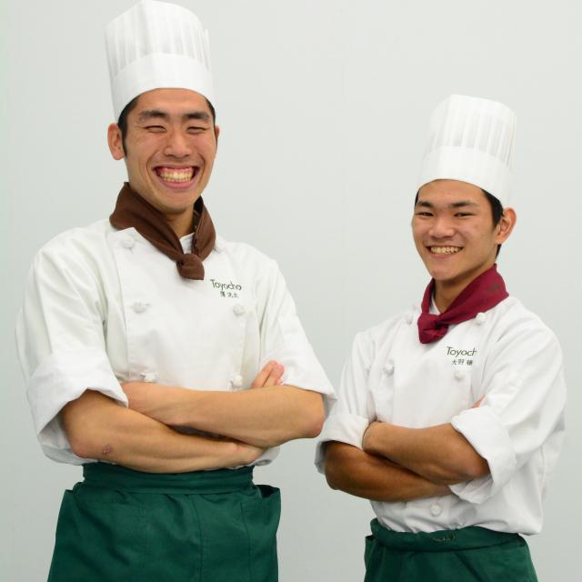 豊橋調理製菓専門学校 ★調理★本格派レストラン、ホテルでシェフを目指そう!1