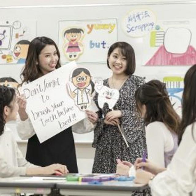 新東京歯科衛生士学校 4つのゼミ体験1