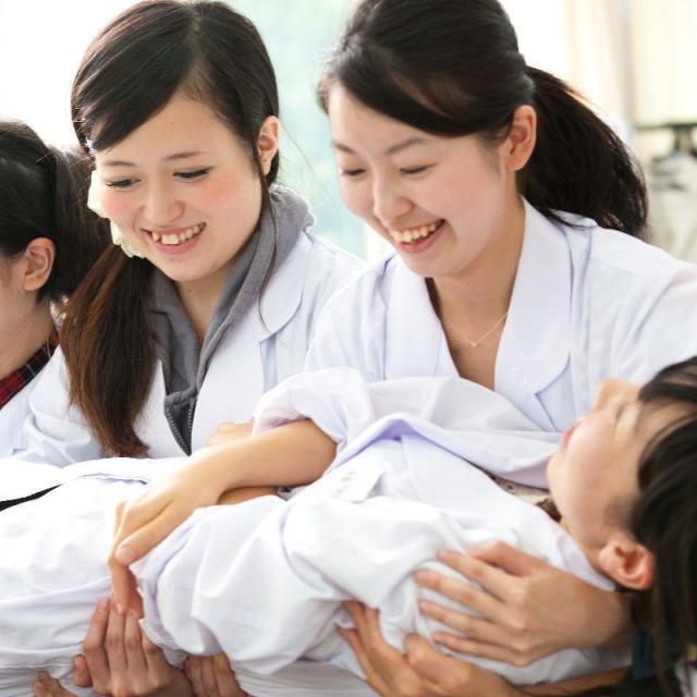 横浜高等教育専門学校 保健室の先生になるための授業を体験してみよう3