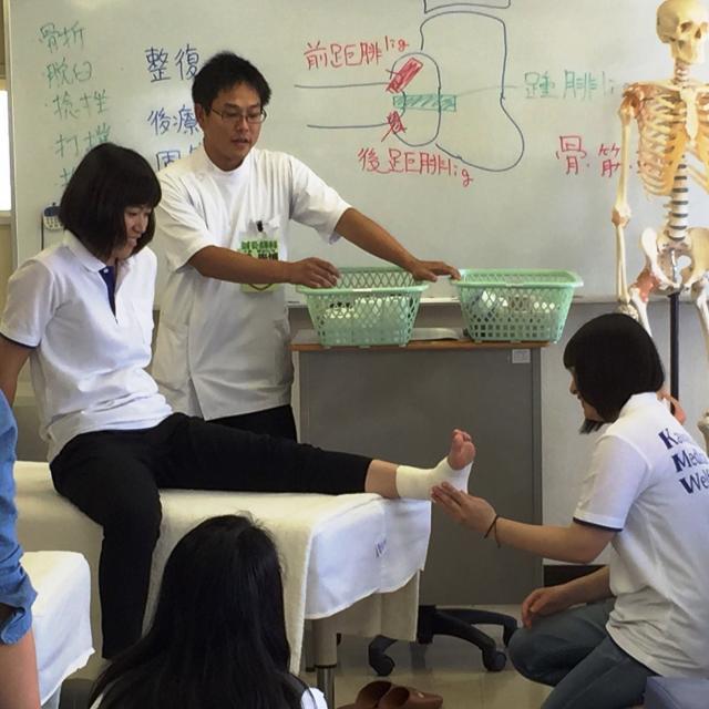 河原医療福祉専門学校 福祉・保育・教育・医療の体験入学に参加しよう☆3