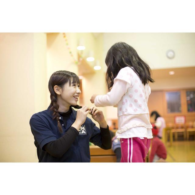 横浜YMCAスポーツ専門学校 子どもの運動神経を育てよう!キッズコーディネーション体験!1