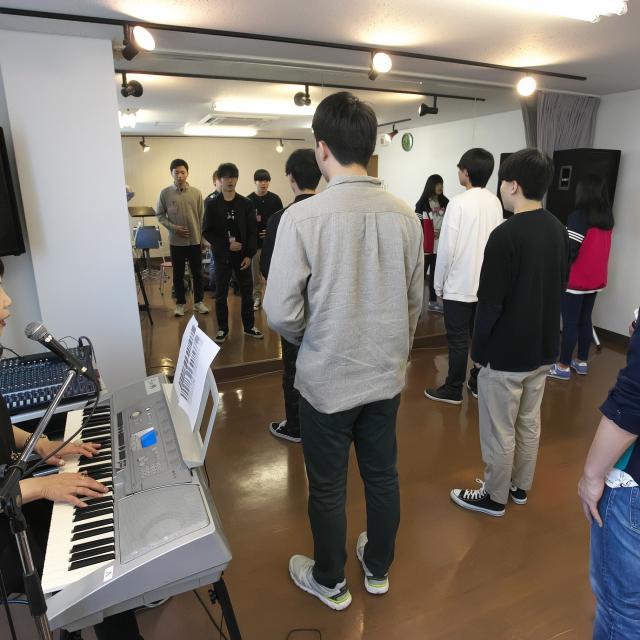 経専音楽放送芸術専門学校 オープンキャンパス2