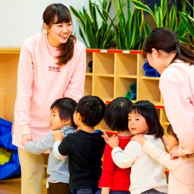 横浜保育福祉専門学校 体験入学 子どもと楽しめるキッズレク♪1